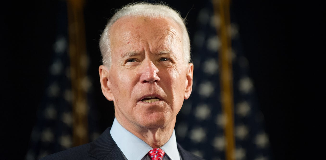 Third times the charm for Joe Biden: now he has an election to win and a country to save