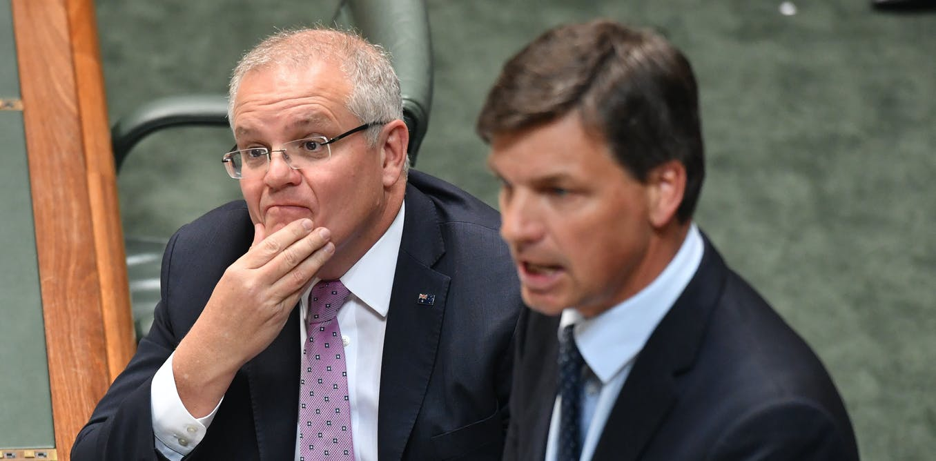 Morrison government dangles new carrots for industry but fails to fix bigger climate policy problem