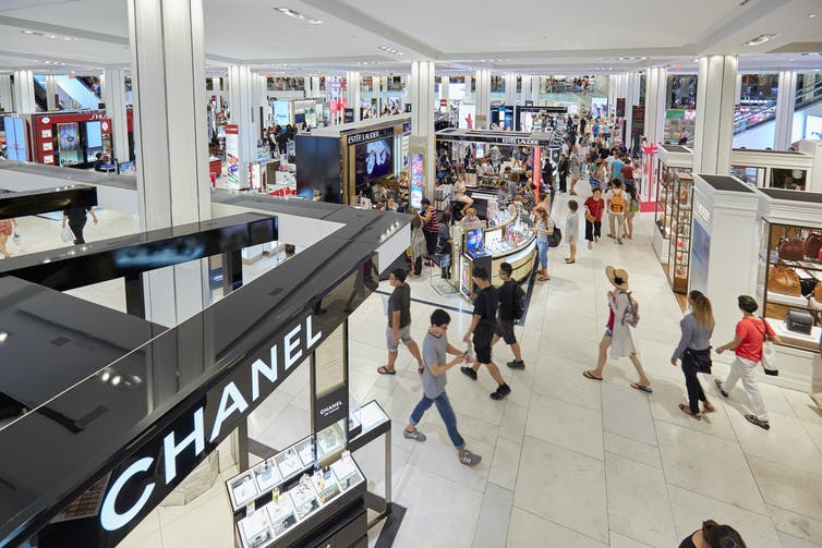 Coronavirus has turned retail therapy into retail anxiety – keeping customers calm will be key to carrying on