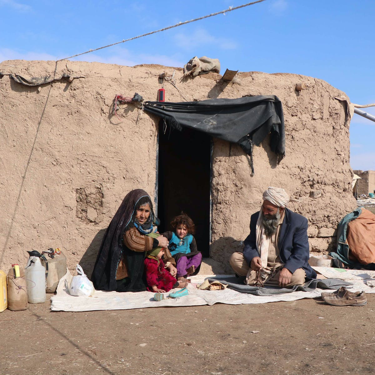 Afghanistan Stuttering Peace Process Leaves Out Millions Displaced By 40 Years Of War