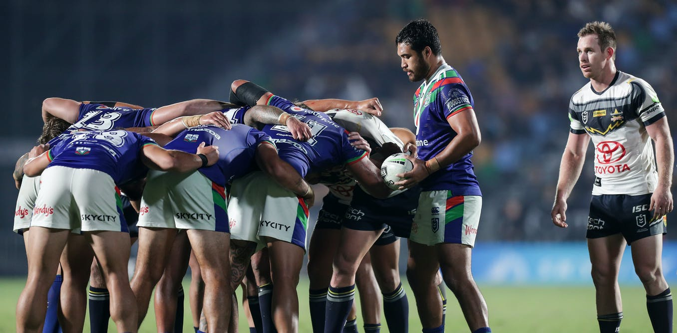 From spit to scrums. How can sports players minimise their coronavirus risk?