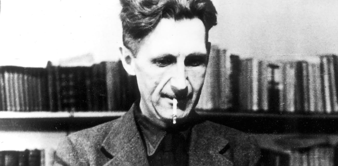 How George Orwell justified killing German civilians in the second world war