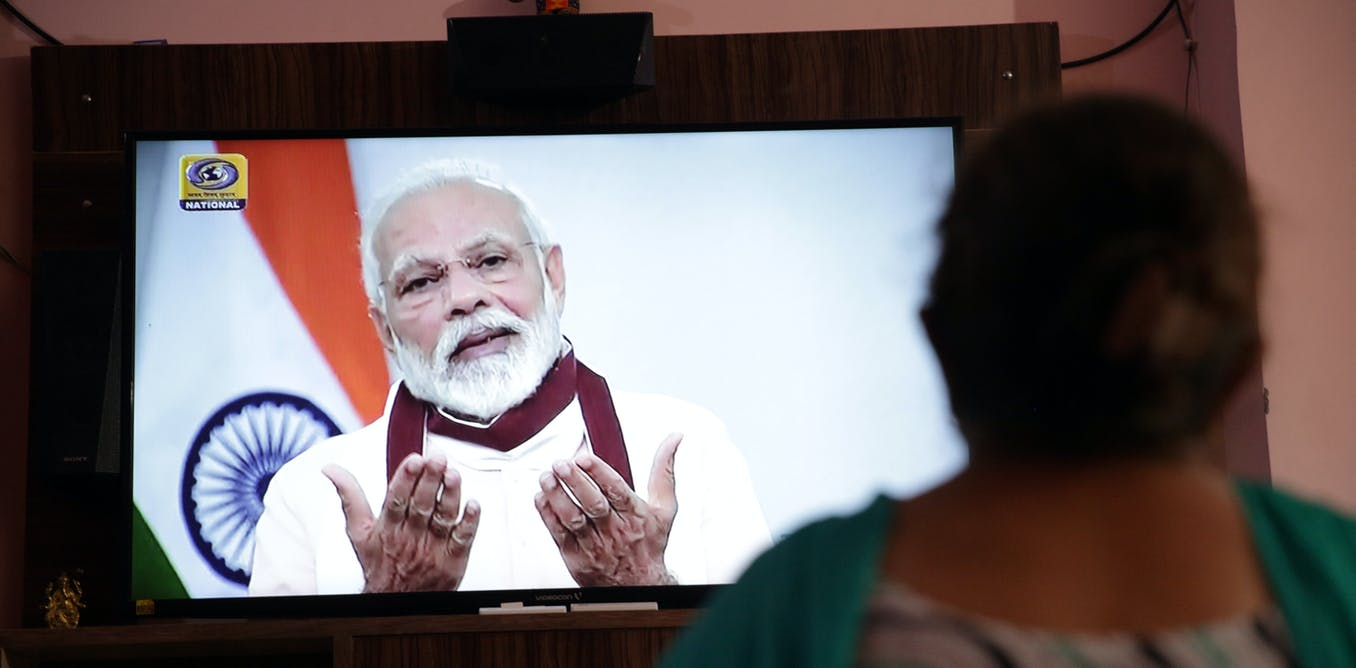 India: a year after Narendra Modi's re-election the country's democracy is developing fascistic undertones