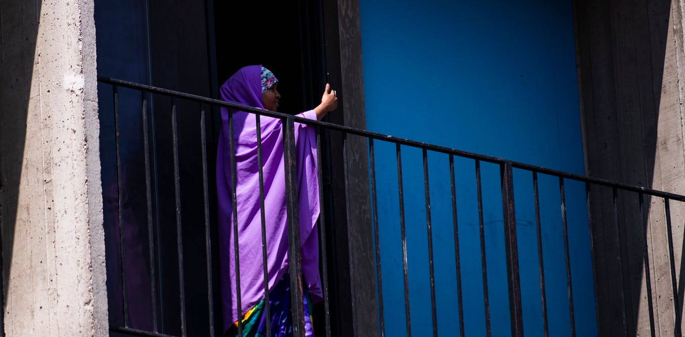 Muslim women observe Ramadan under lockdown – and some say being stuck at home for the holiday is nothing new
