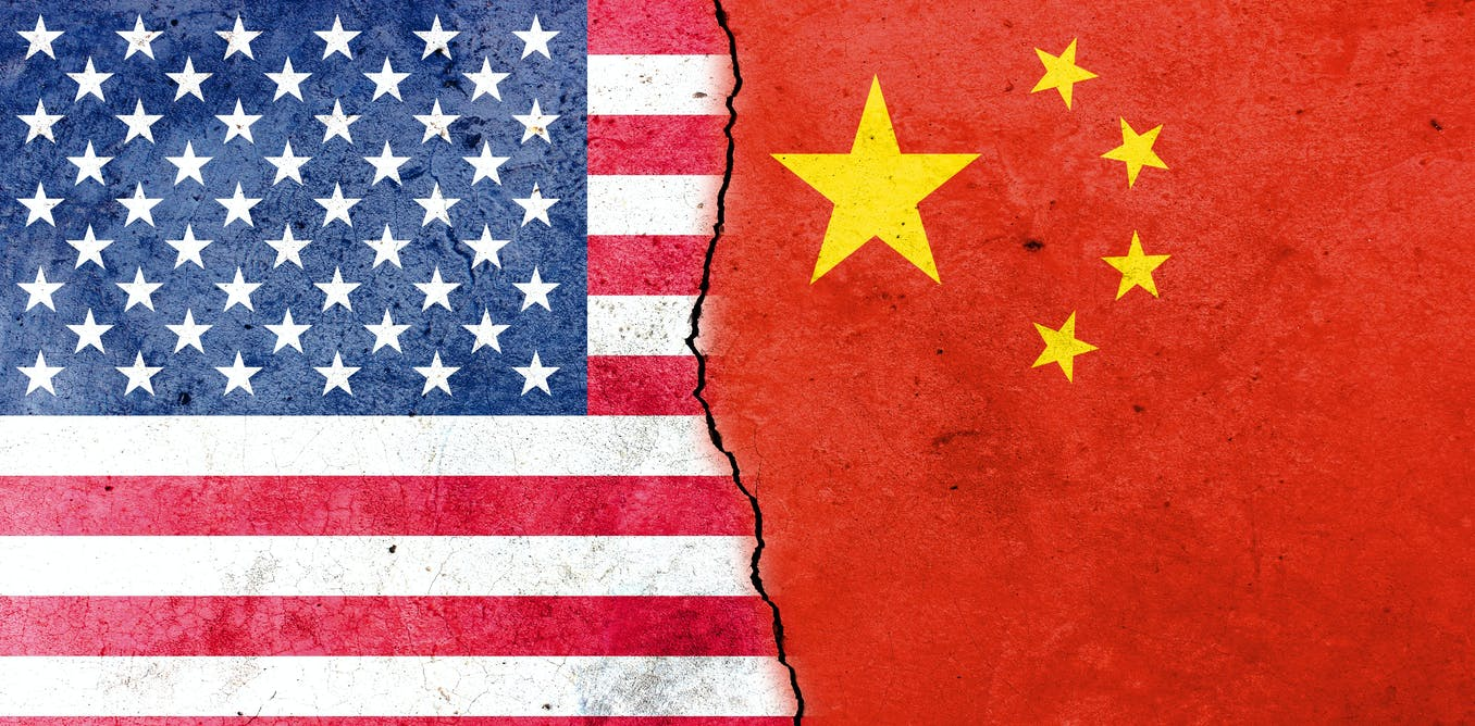 Beware the cauldron of paranoia as China and the US slide towards a new kind of cold war