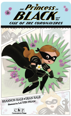 P is for Pandemic: kids' books about coronavirus