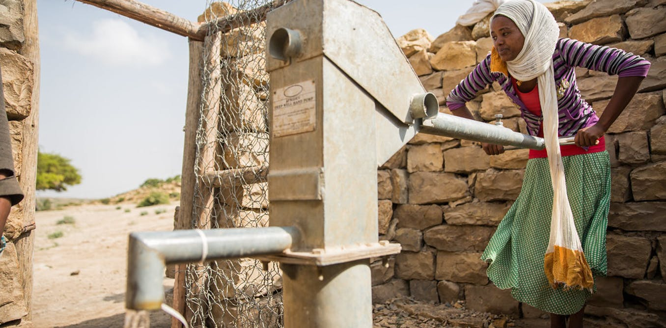 Why drought programmes in Ethiopia should support communal access to groundwater