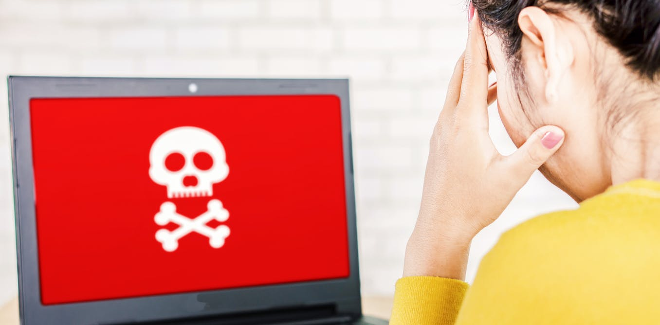 The coronavirus pandemic moved life online – a surge in website defacing followed