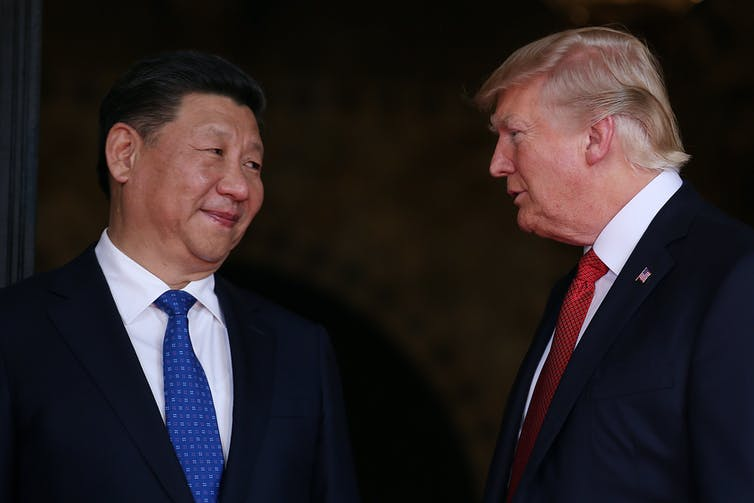 Beware the 'cauldron of paranoia' as China and the US slide towards a new kind of cold war