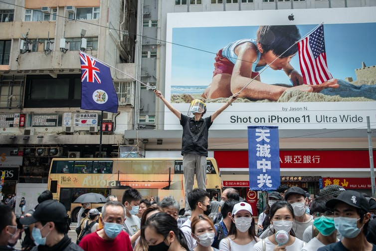 China is taking a risk by getting tough on Hong Kong. Now, the US must decide how to respond