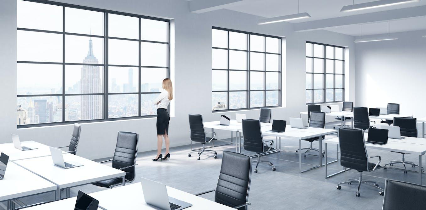Covid-19 : après l'open space, l'ère du « clean desk » ?