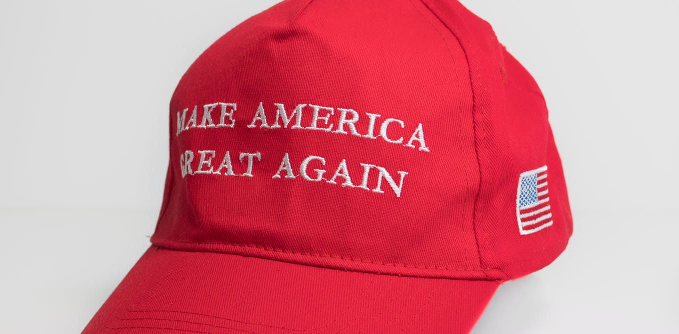 Why Trump's Make America Great Again hat makes a dangerous souvenir for foreign politicians