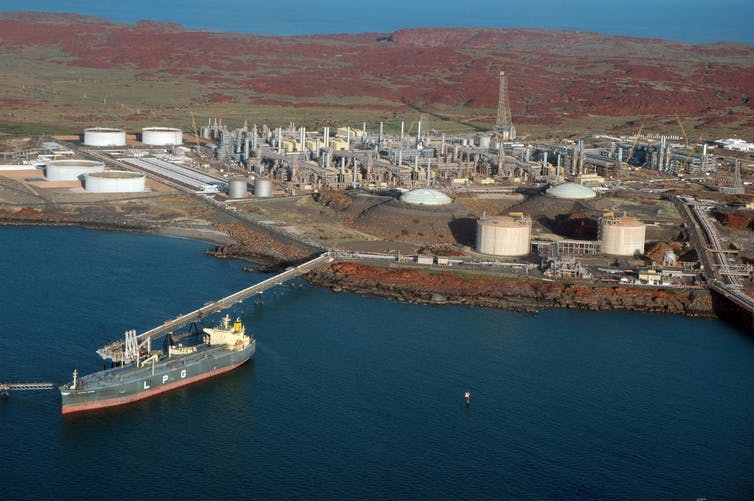 A single mega-project exposes the Morrison government's gas plan as staggering folly