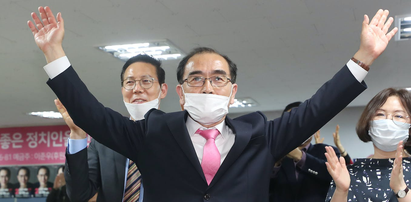Two North Korean defectors just got elected to South Korea's National Assembly – but are already fighting for their credibility