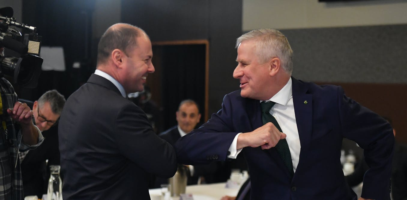 Morrison government invites unions to dance, but  employer groups call the tune