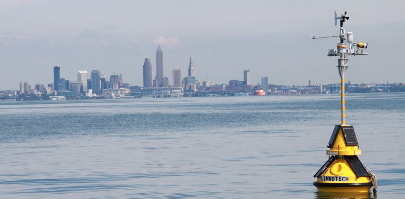 Smart cars, smart cities, why not smart Great Lakes?
