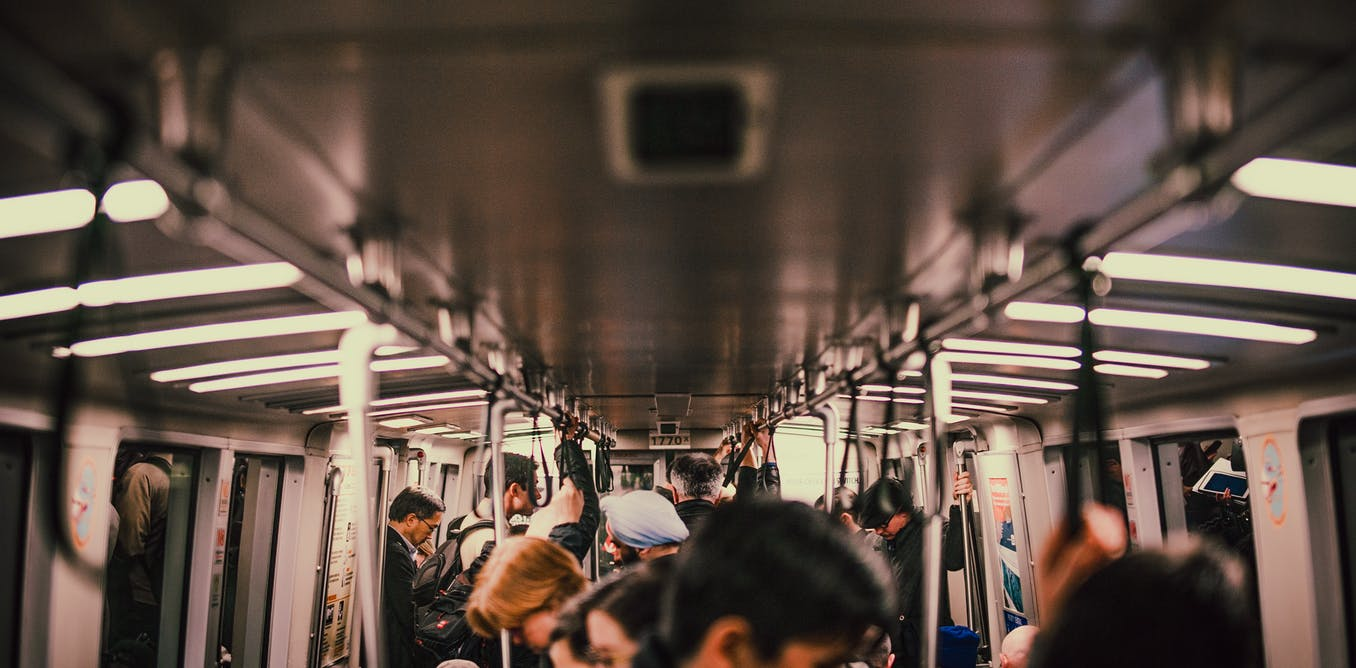 Friday essay: missing the commute, the spaces between places and the podcast stories in our pockets