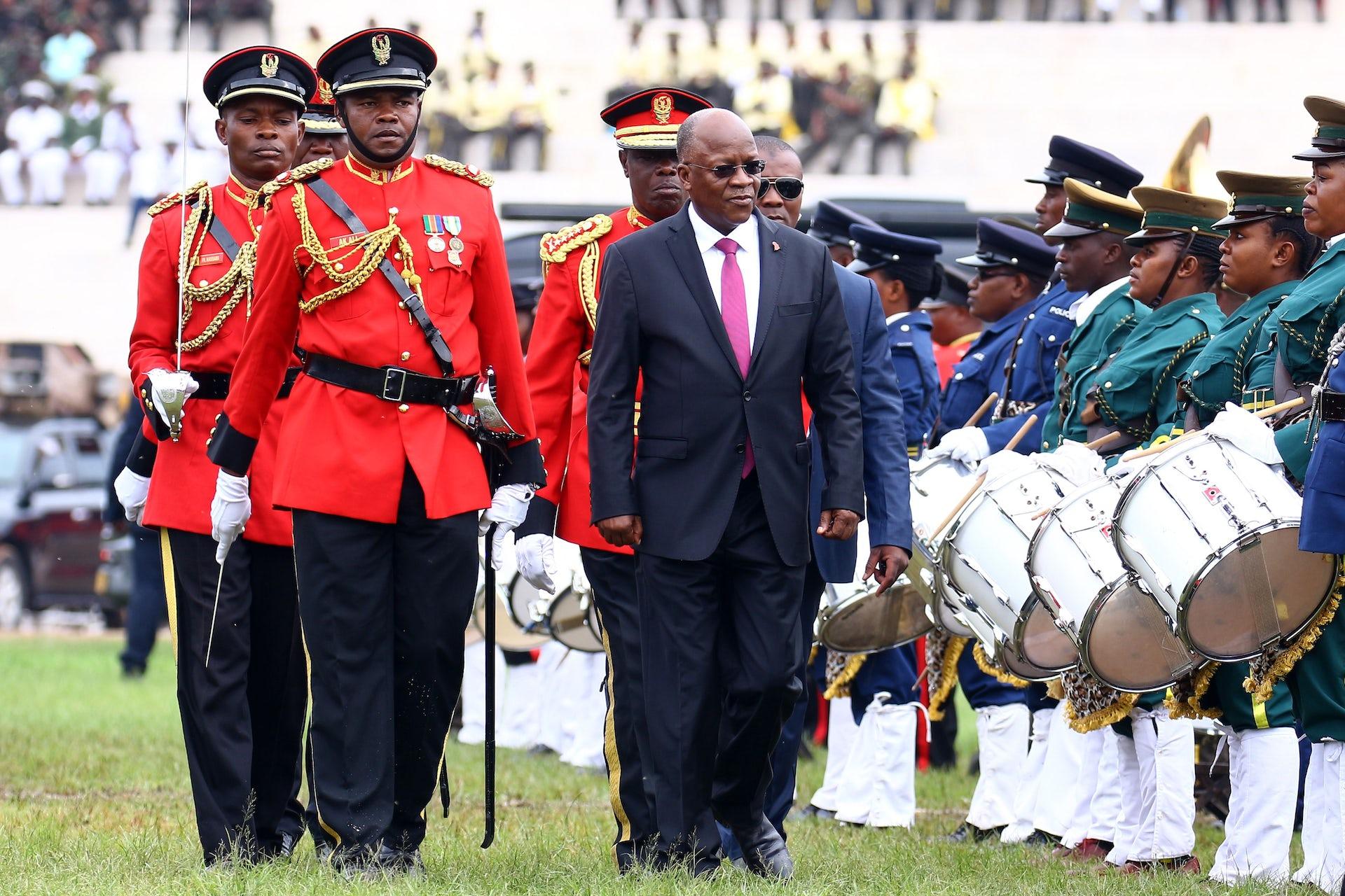 Tanzania's COVID-19 Response Puts Magufuli's Leadership Style in Sharp Relief