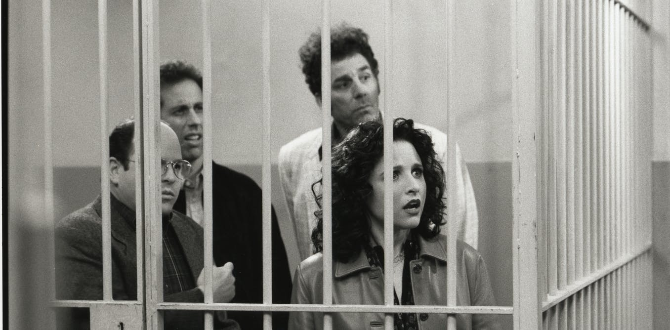 Science of 'Seinfeld'
