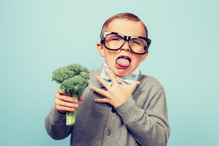 Odiar el brócoli tiene raíces científicas.RichVintage / Getty Images