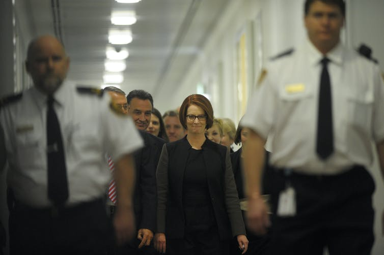 How Julia Gillard forever changed Australian politics