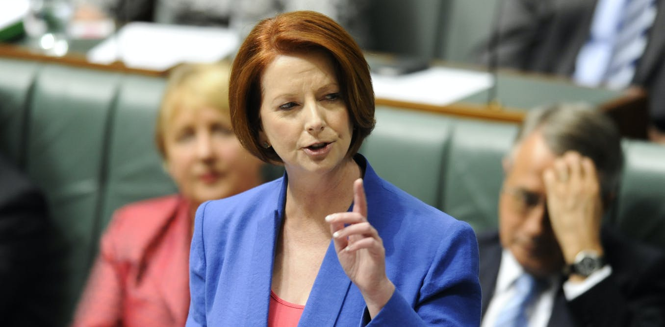 How Julia Gillard forever changed Australian politics -  especially for women