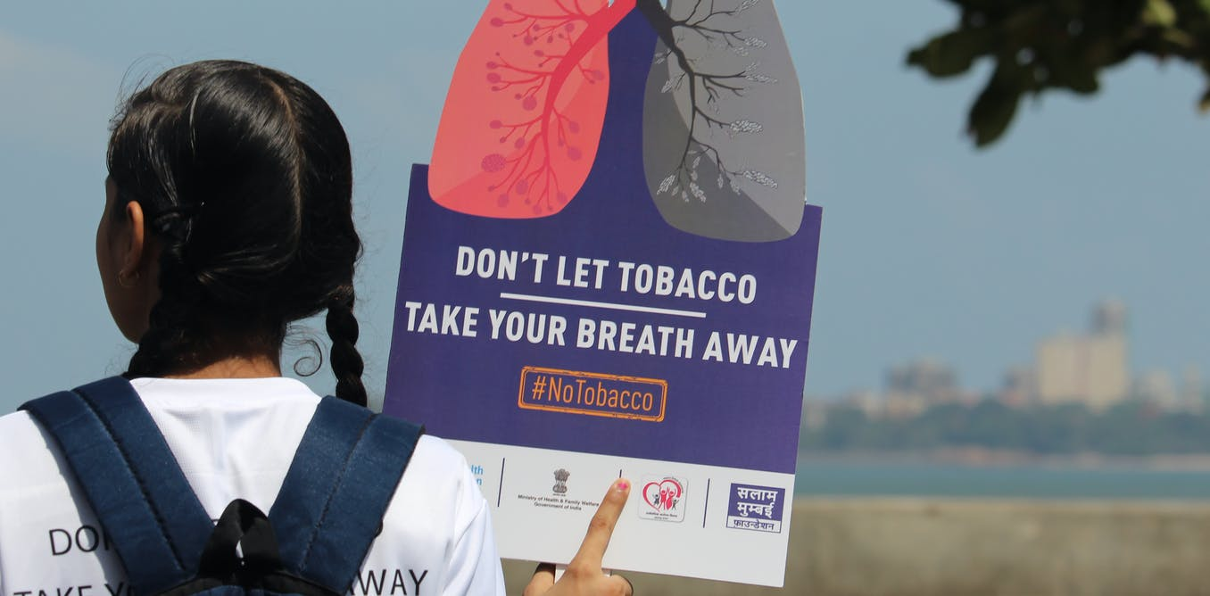 Young people are key to a nicotine-free future: five steps to stop them smoking