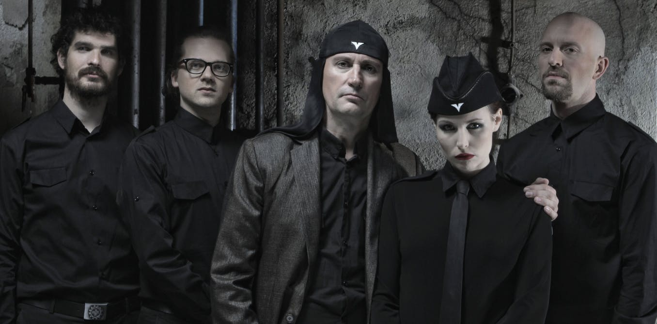 40 years of Laibach – is this Slovenian avant-garde band the most controversial in rock history?