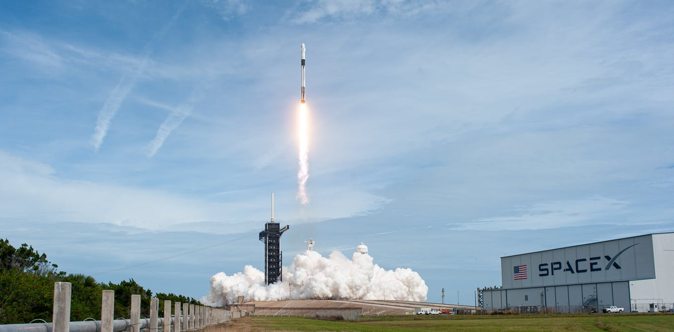 SpaceX's historic launch gives Australia's booming space industry more room to fly