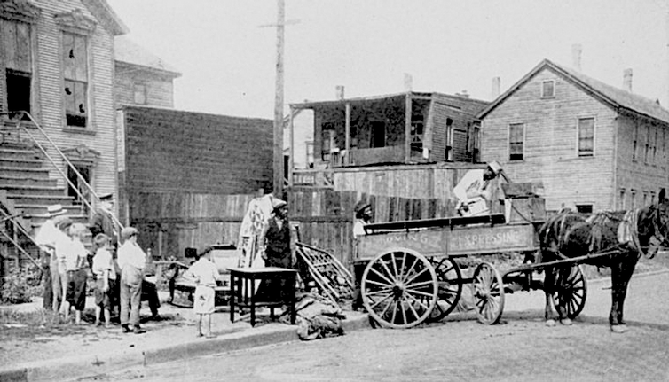 The fury in US cities is rooted in a long history of racist policing, violence and inequality