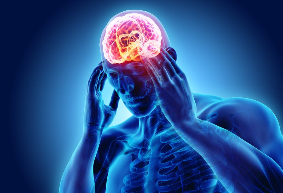 Cluster headache is more than 'just a headache' – but this ...