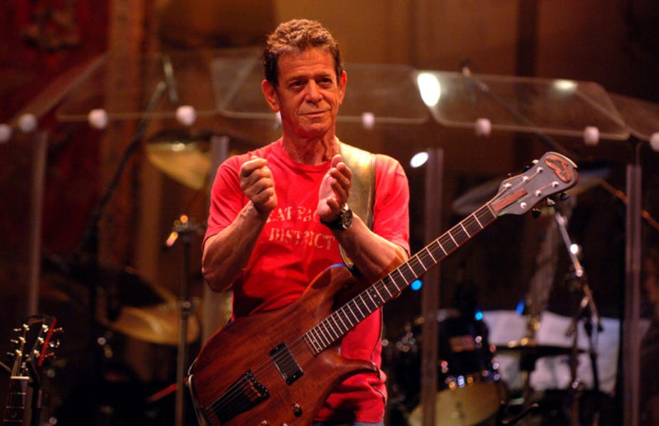 Transformer: the other faces of Lou Reed