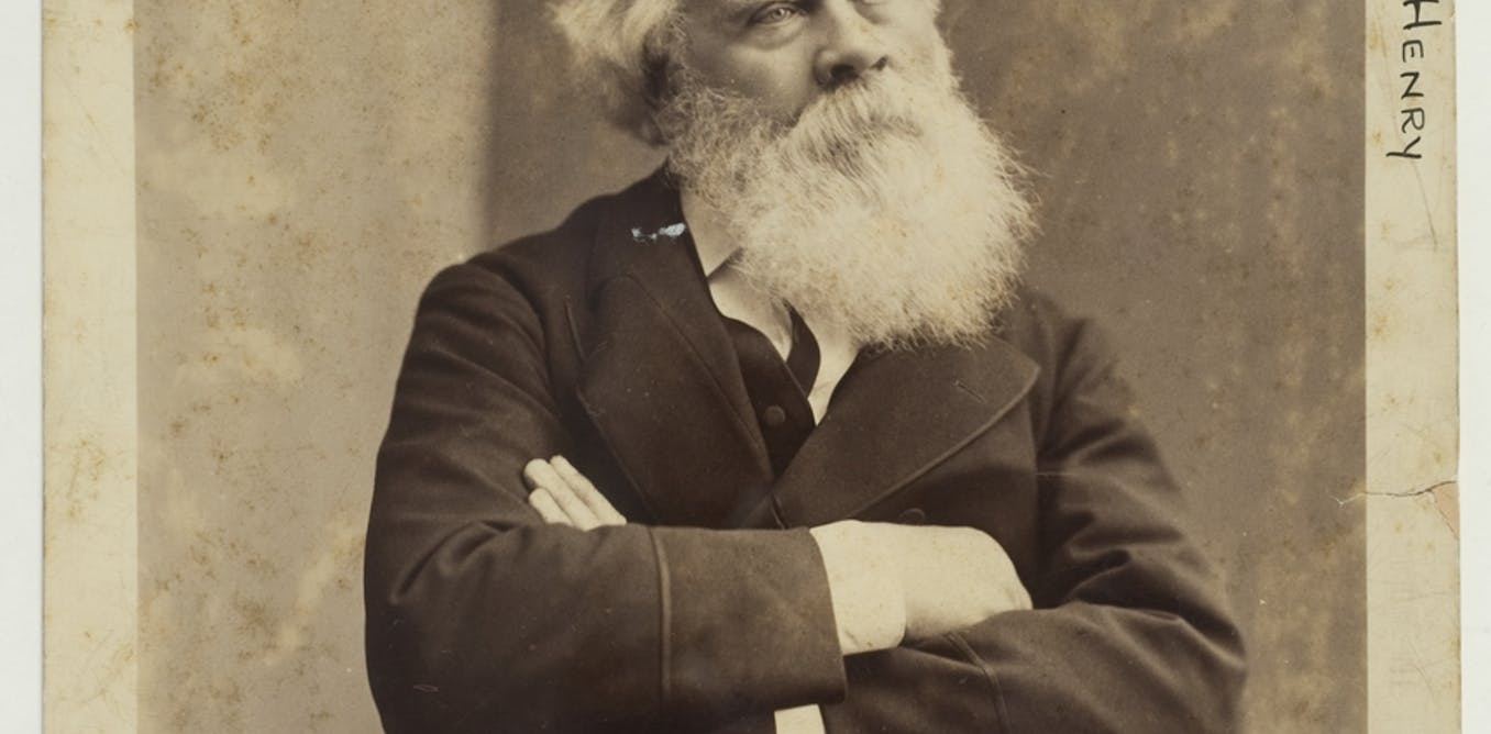 Henry Parkes had a vision of a new Australian nation. In 1901, it became a reality