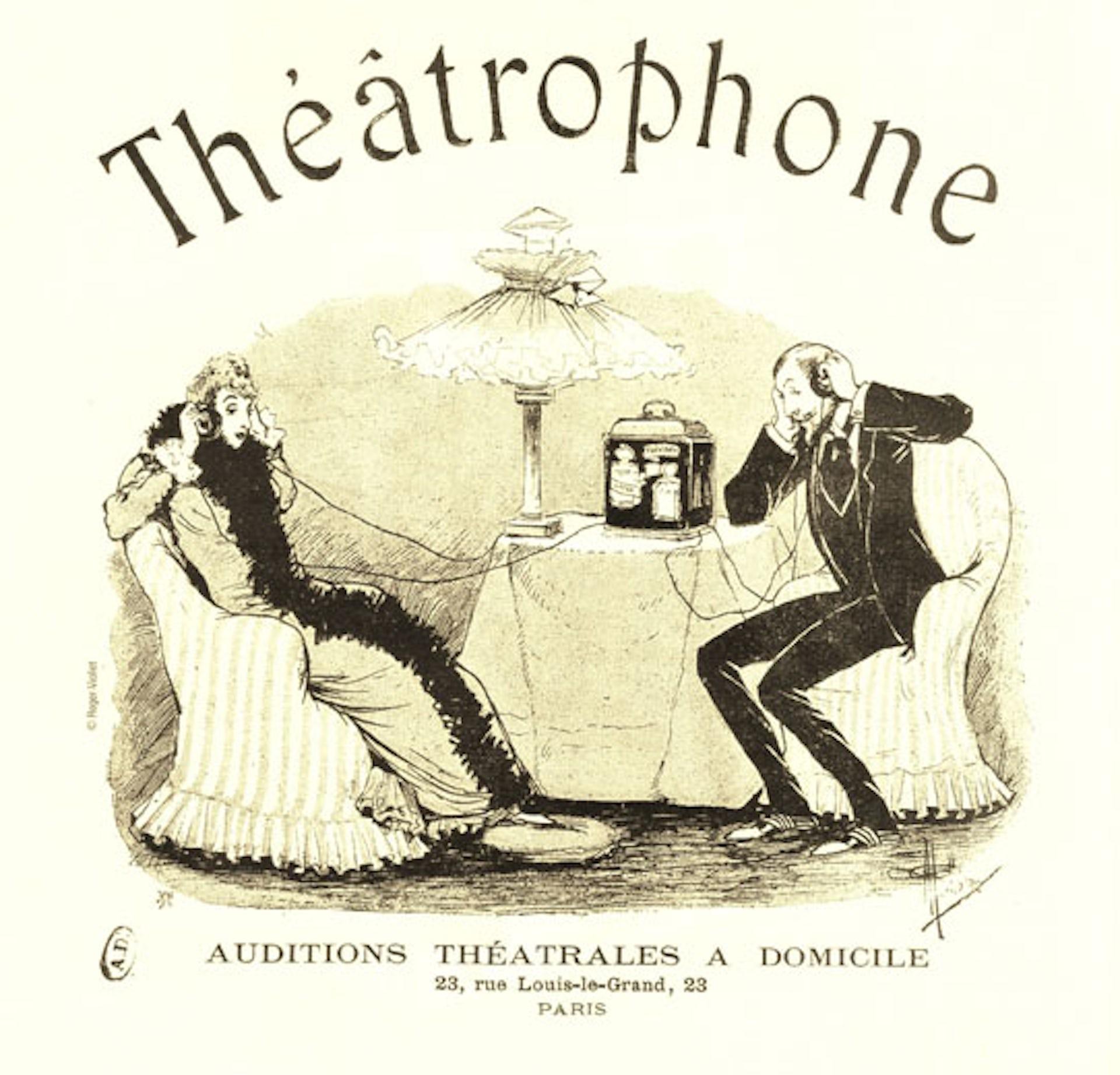 théâtrophone