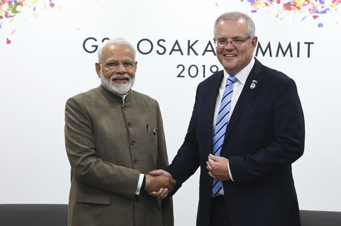 ScoMosas over Zoom: what to expect from Scott Morrison's virtual summit with India's Narendra Modi