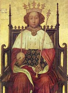 The Peasant Revolt was one of Richard II's first tests