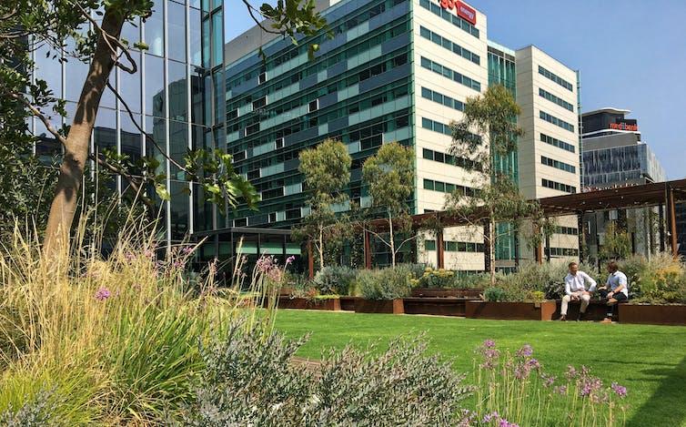 Melbourne Sky Park