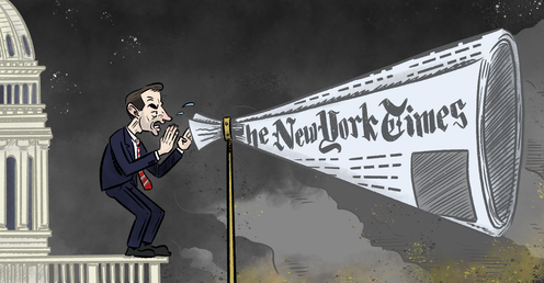 In publishing Tom Cotton, the New York Times has made a terrible error of judgment