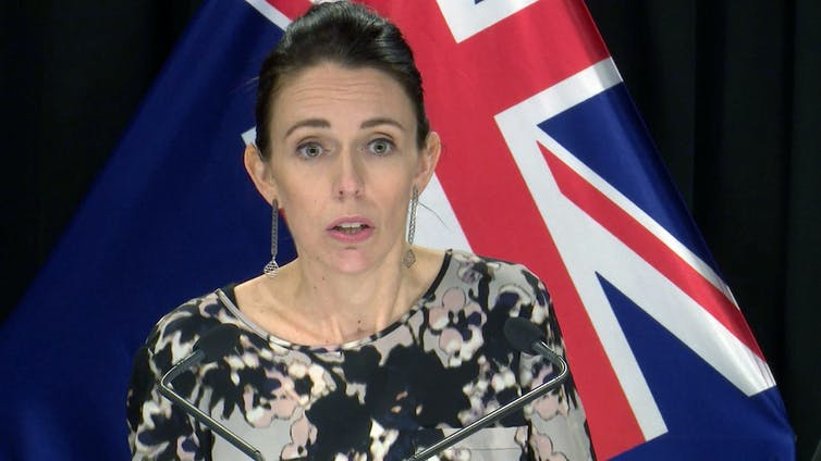 New Zealand Prime Minister Jacinda Ardern successfully saw her country through the COVOD-19 crisis. EFE-EPA