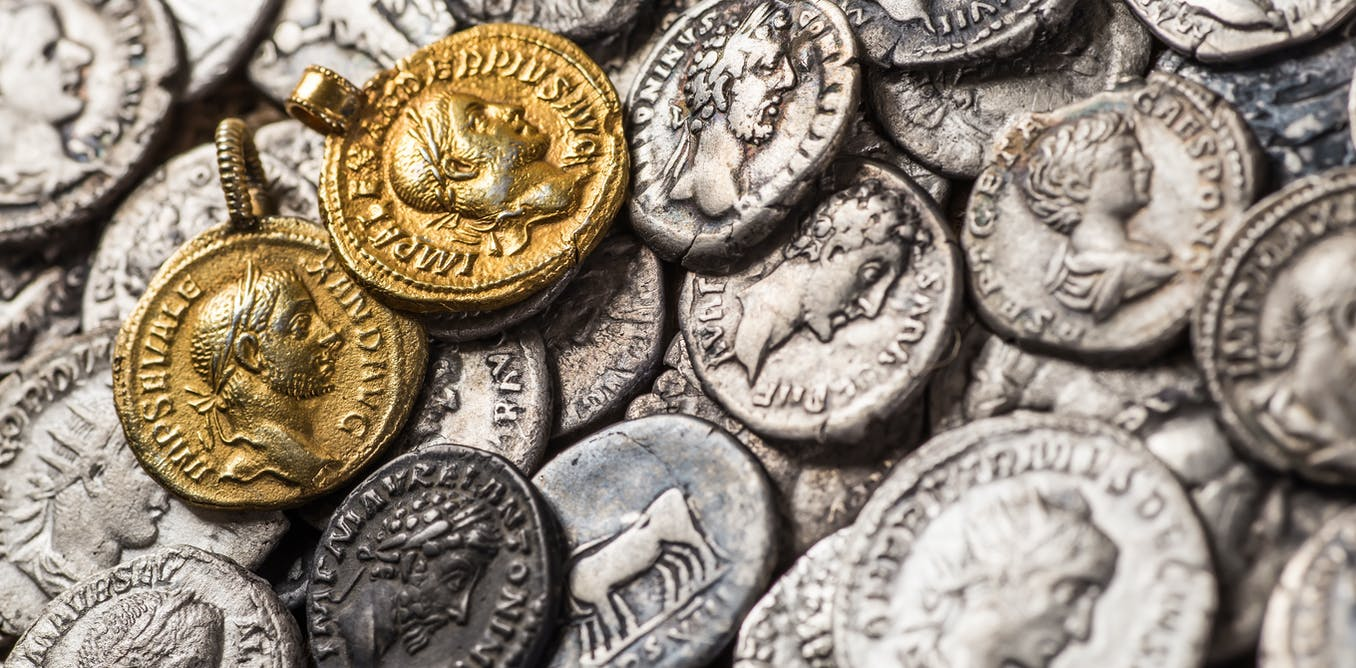 Spare change? Cashless transactions could end the cultural legacy of the coin