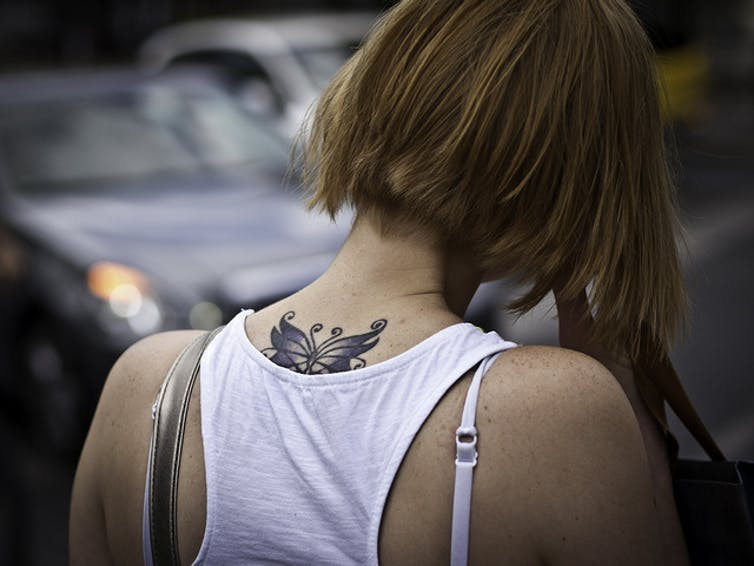 Invisible ink: the rise of the tattoo removal industry