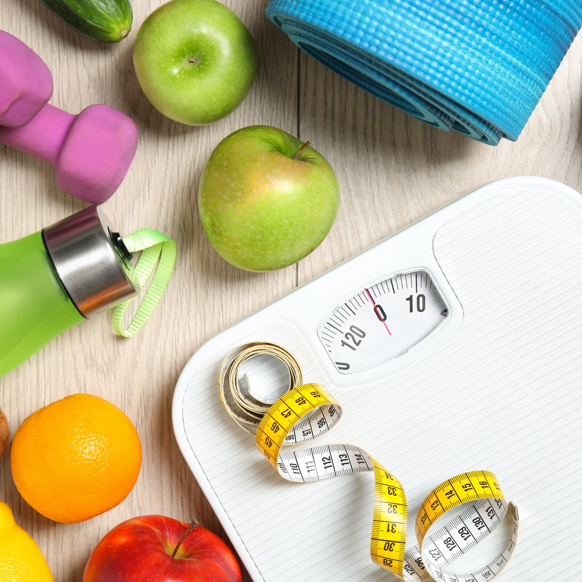 how much do people lose dieting