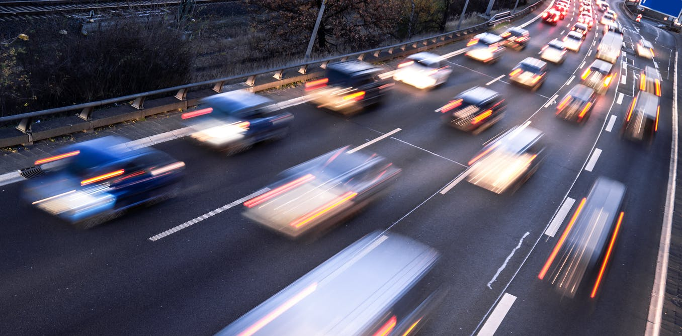 Climate explained: does your driving speed make any difference to your cars emissions?