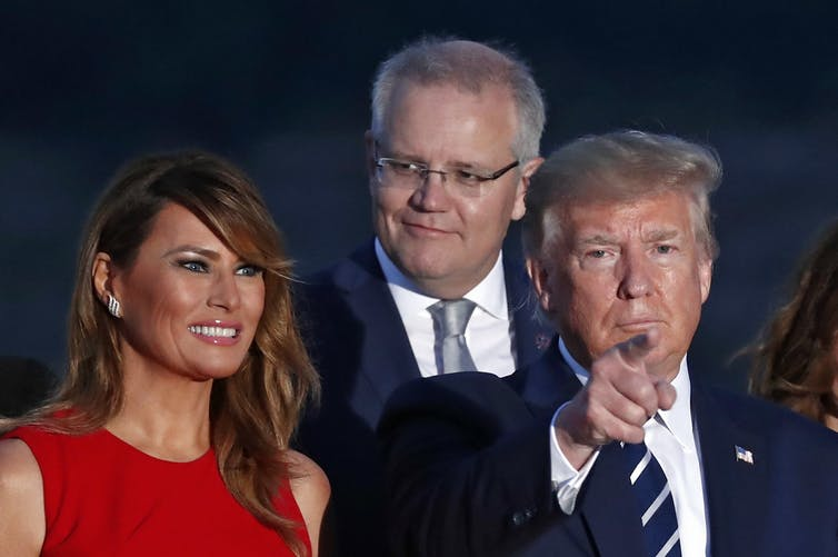 Attending the G7 in the US carries great diplomatic risks for Australia