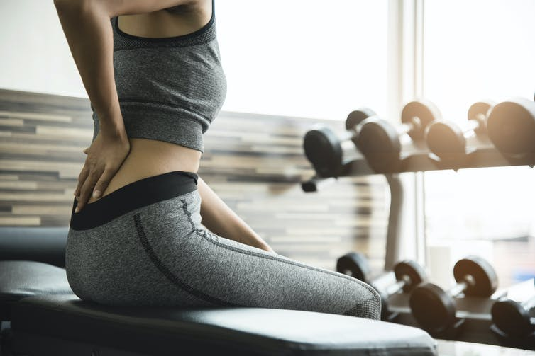 Heading back to the gym? Here's how to avoid injury after coronavirus isolation