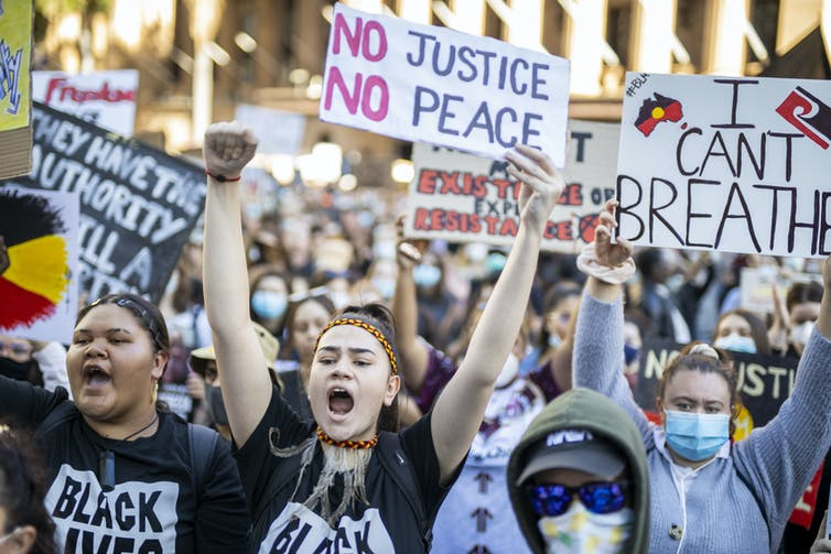 Voices, hearts and hands – how the powerful sounds of protest have changed over time