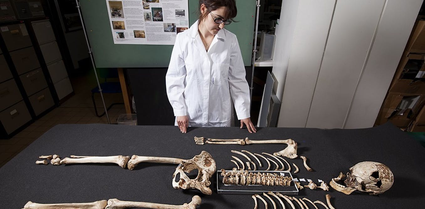 Who owns the bones? Human fossils shouldnt just belong to whoever digs them up