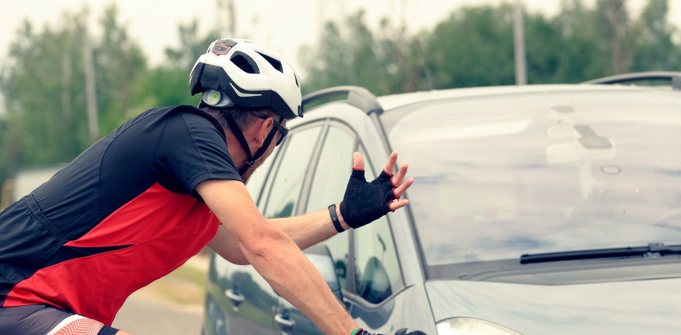 Drivers v cyclists: its like an ethnic conflict, which offers clues to managing road wars