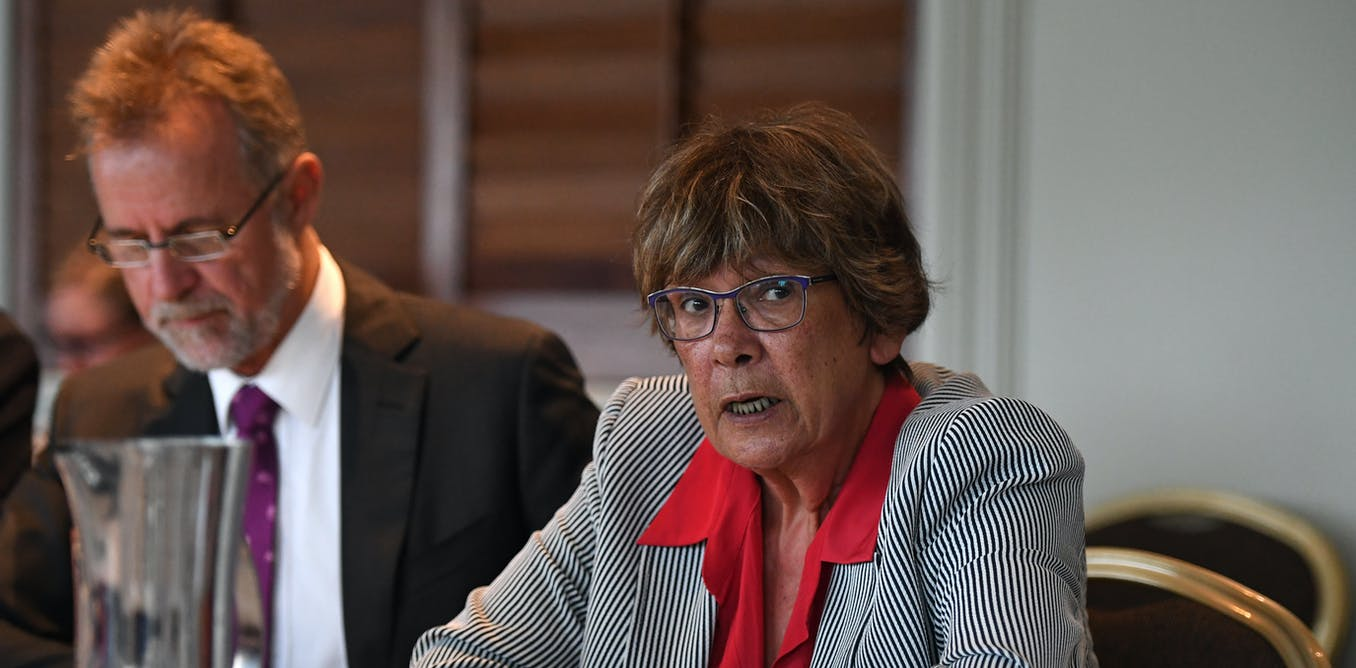 Politics with Michelle Grattan: Pat Turner on Closing the Justice Gap