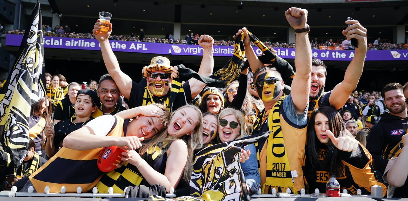Footy crowds: what the AFL and NRL need to turn sport into show business